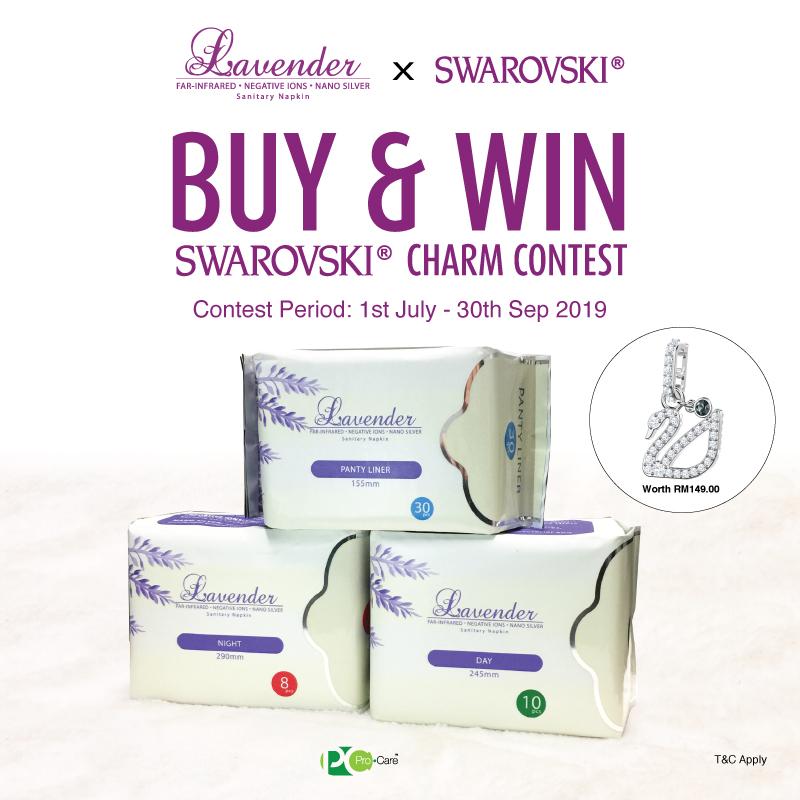 Lavender-contest