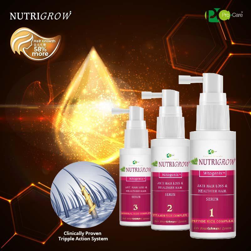 Nutrigrow Hair Growth Serum
